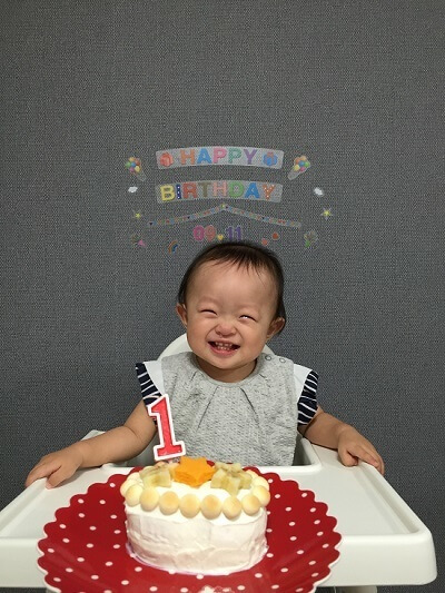 ニッコリ子供,フォトコンテスト,結果,誕生日