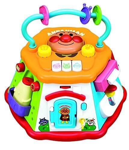 アンパンマン おおきなよくばりボックス,知育玩具,2歳,