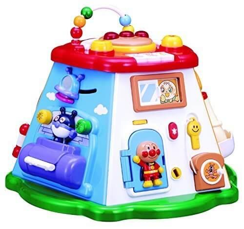 アンパンマン アンパンマンのおおきなよくばりボックス,知育玩具,2歳,