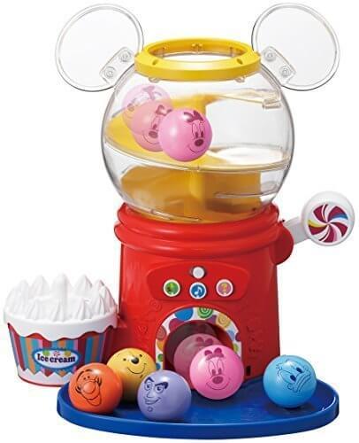 ディズニー はじめて英語 ディズニー&ディズニー・ピクサーキャラクターズ おしゃべりいっぱい!ガチャ,知育玩具,2歳,