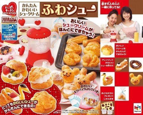 ハッピーキッチン ~かんたんかわいいシュークリーム~ ふわシュー,クッキングトイ,人気,