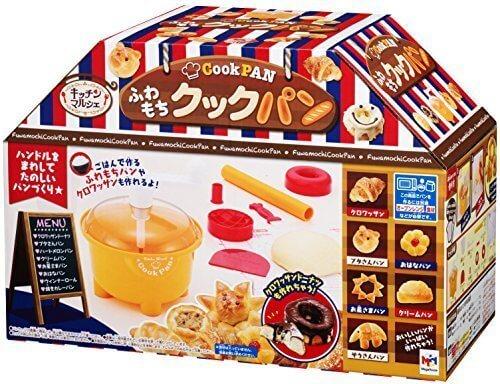 キッチンマルシェシリーズ ふわもちクックパン,クッキングトイ,人気,