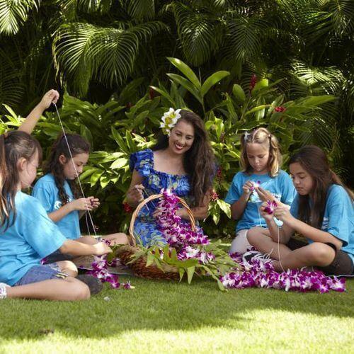 ヒルトン ハワイアン ビレッジのキッズプログラム,子連れ,海外旅行,