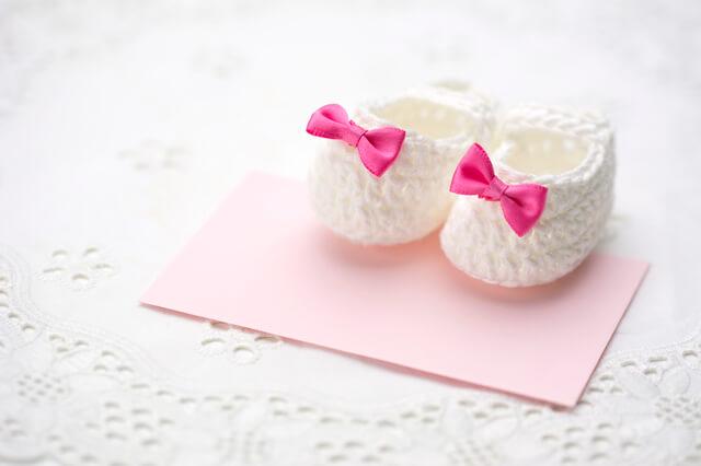 出産の内祝い,内祝い,お礼状,文例