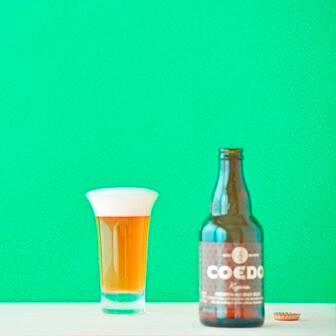 COEDO×Sghrコラボグラスセット,内祝い,ビール,