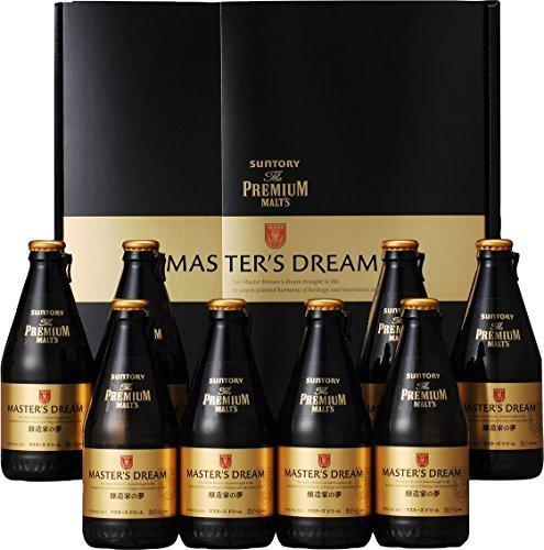 サントリー ザ・プレミアム・モルツ マスターズドリームセット 305ml瓶×8本 BMB3NK,内祝い,ビール,
