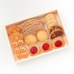 銀座ウエスト ドライケーキC詰め合わせ18袋入,内祝い,クッキー,