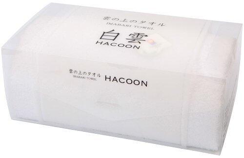 白雲(HACOON) バスタオル 箱入れギフト,内祝い,タオル,