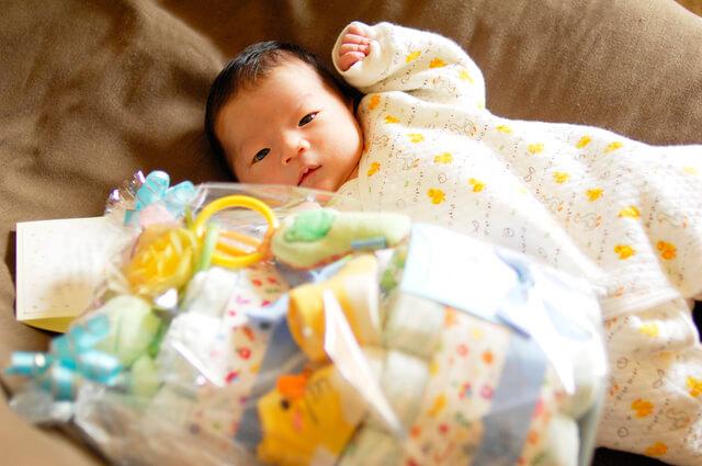 新生児とギフト,内祝い,選び方,アイデア