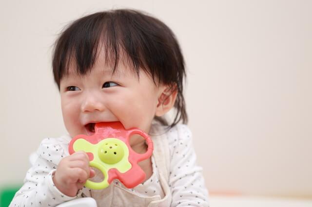 歯固めと赤ちゃん,出産祝い,二人目,