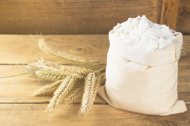 小麦粉,小麦粘土,