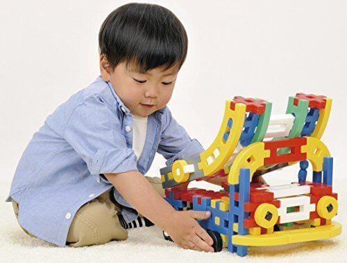 ニューブロック たっぷりセット,おもちゃ,おすすめ,学研