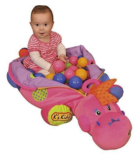 K's Kids 知育玩具 ボール・ザウルス レディ TYKK10578,乳幼児,知育,k's kids