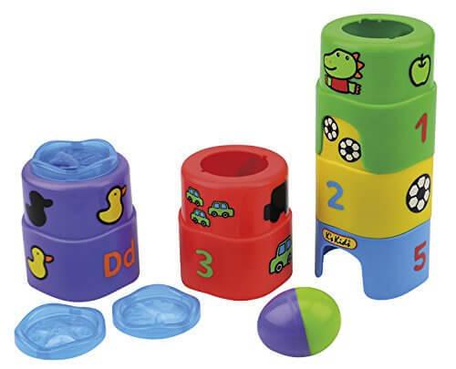 K'sKids 積み重ねおもちゃ スマートスタッカー TYKK10629,乳幼児,知育,k's kids