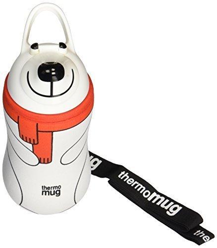 サーモマグ アニマルボトル ホワイト(ポーラーベア) 5155AM,キッズ,水筒,