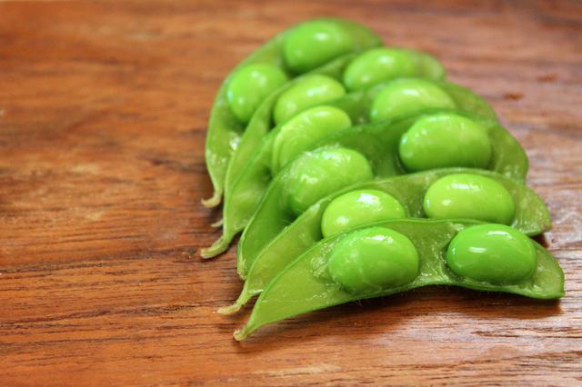 枝豆の実,離乳食,枝豆,