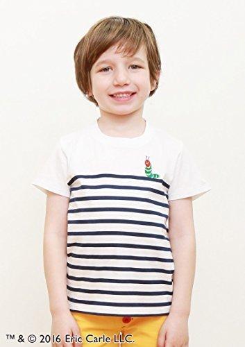 ( グラニフ ) graniph コラボレーションキッズTシャツ / スタンド ( エリックカール ) ( ホワイト ) 100,キッズ,Tシャツ,