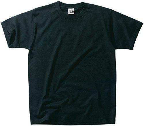 (ダルク)DALUC キッズ・ジュニア スタンダード半袖Tシャツ5.0oz 【100~160cmサイズ】 ブラック 140cm,キッズ,Tシャツ,