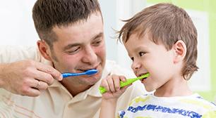 歯ブラシ,子ども,虫歯,