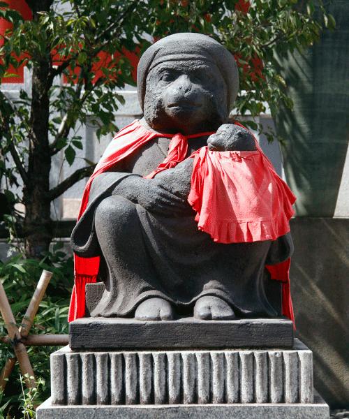 猿神様,戌の日, 安産祈願,東京