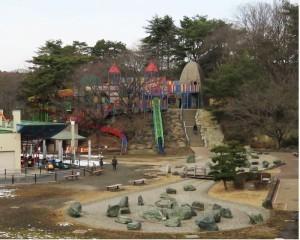 八幡山公園,栃木,公園,