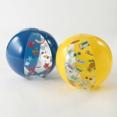 Hawaii ビーチボール,3coins,