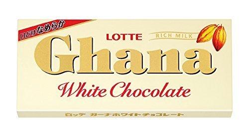 ロッテ ガーナホワイト 45g×10箱,キャラチョコ,作り方,