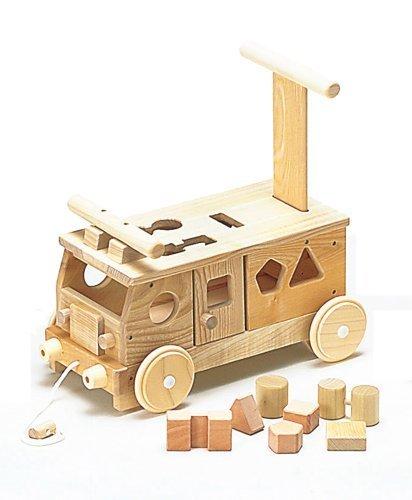 森のパズルバス W-029,赤ちゃん,手押し車,