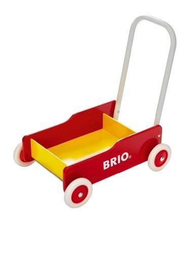 BRIO 手押し車 31350,赤ちゃん,手押し車,