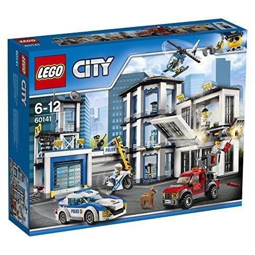 レゴ (LEGO) シティ レゴ®シティ ポリスステーション 60141,おもちゃ,男の子,5歳