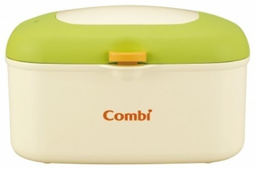 コンビ Combi おしり拭きあたため器 クイックウォーマー HU フレッシュ グリーン 上から温めるトップウォーマーシステム,家電,おすすめ,ファミリー