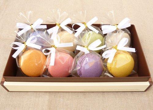天使のマカロン 8個入 プチギフト リボン付き個包装 内祝い 誕生日 マカロン ギフト スイーツ お菓子 詰め合わせ,内祝い,スイーツ,
