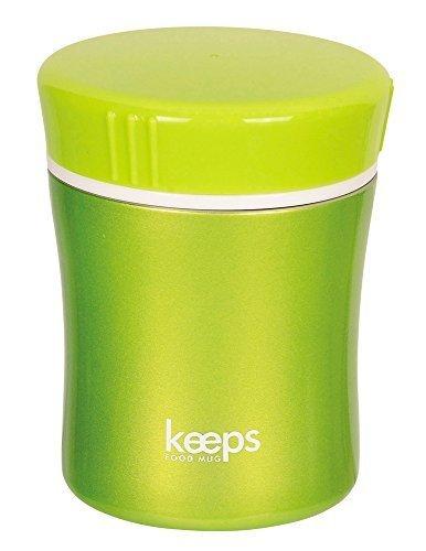 パール金属 キープス フードマグ270 グリーン HB-1005,離乳食,便利グッズ,