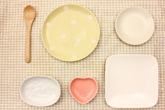 皿,出産祝い,食器,