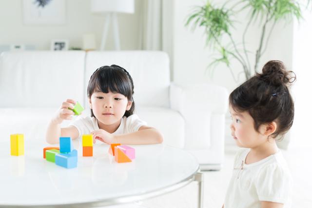 3歳の女の子の遊び,おもちゃ,女の子,3歳