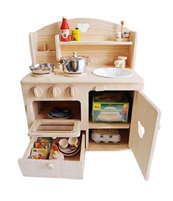 木製おままごとキッチン小 トッドル,おもちゃ,女の子,3歳