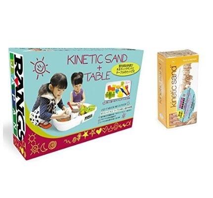 キネティックサンドテーブルセット ラングスジャパン,おもちゃ,女の子,3歳