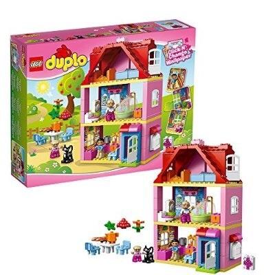 レゴ デュプロ プレイハウス レゴ (LEGO),おもちゃ,女の子,3歳