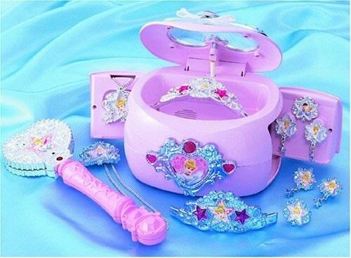 不思議なジュエルボックス シンデレラ タカラトミー,おもちゃ,女の子,3歳