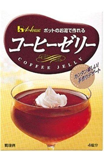 ハウス コーヒーゼリー 60g×5個,スイーツ,レシピ,