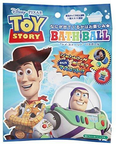 ディズニー 入浴剤 トイストーリーバスボール おまけ付き DIP-80-01,バスボール,