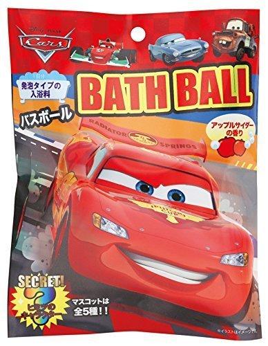 ディズニー 入浴剤 カーズバスボール おまけ付き DIP-79-01,バスボール,