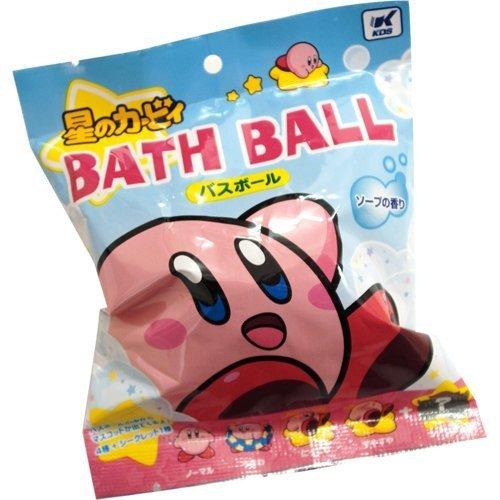 星のカービィ[入浴剤]バスボール ケーディーシステム 子供とお風呂 キャラクター グッズ 通販,バスボール,