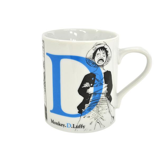 ルフィのマグカップ,ワンピース,グッズ,
