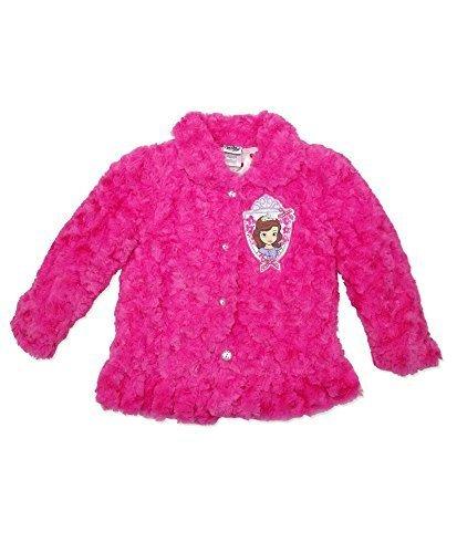ディズニー(Disney) ちいさなプリンセス ソフィア ジャンパー ジャケット 上着 服 トップス 女の子 ガールズ 子供用 ピンク色 [並行輸入品],キッズ,ジャンパー,ブルゾン