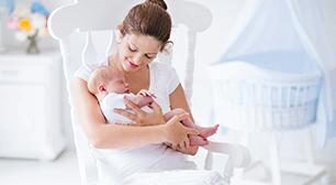 横抱きの子,対処,妊娠後期,つわり