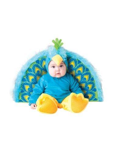 Precious Peacock Infant / Toddler Costume 貴重な孔雀の乳児/幼児コスチューム サイズ:6-12 Months,赤ちゃん,ハロウィン,