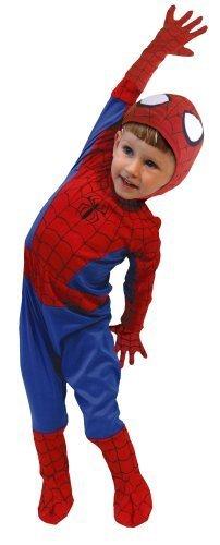 マーベル スパイダーマン キッズコスチューム 男の子 80cm-100cm 802943T,ハロウィン,仮装,男の子