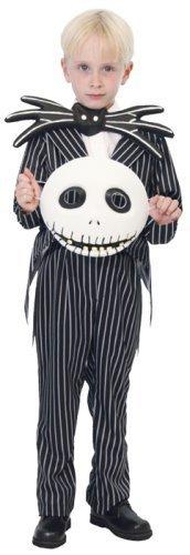 ディズニー ナイトメア クリスマス ジャック ジャック キッズコスチューム 男の子 100cm-120cm 802524S,ハロウィン,仮装,男の子