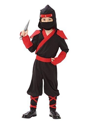 忍者ファイター キッズコスチューム 男の子 120cm,ハロウィン,仮装,男の子